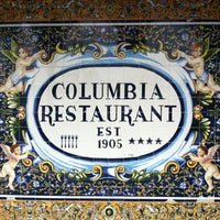 Photo taken at The Columbia Restaurant by Todd B. on 5/29/2012