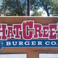 Photo taken at Hat Creek Burger Company by Neville L. on 4/21/2012