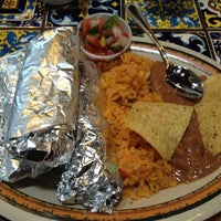 Photo taken at Rosa's Cafe Tortilla Factory by Nathan V. on 6/19/2012