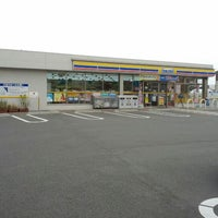 Photo taken at Ministop by Katano Y. on 7/20/2012