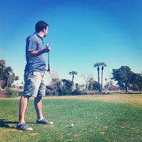 Photo taken at Coronado Golf Course by Chris M. on 3/16/2012