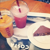 Photo taken at Costa Coffee by Erin S. on 8/10/2012