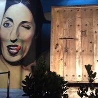 Photo taken at La Puerta Grande by Pilar G. on 4/14/2012