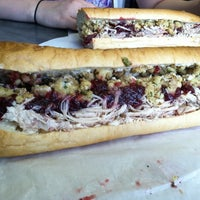 Photo taken at Capriotti's Sandwich Shop by Tony T. on 6/18/2011