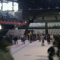Photo taken at Patinoire Meriadeck by Alexandra M. on 12/27/2011