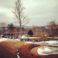 Photo taken at Goddard College by Jesse F. on 2/24/2012