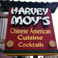 Photo taken at Harvey Moy's Chinese Restaurant by Mykl N. on 7/16/2011