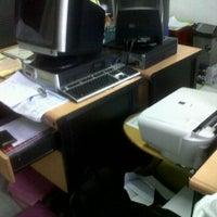 Photo taken at BRI Syariah by IsMoeD M. on 10/24/2011