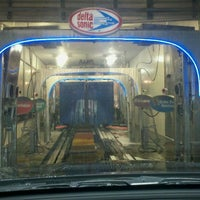 ... Photo Taken At Delta Sonic Car Wash By Andrew M. On 10/20/ ...