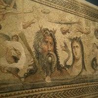 12/24/2011 tarihinde Idilziyaretçi tarafından Zeugma Mozaik Müzesi'de çekilen fotoğraf