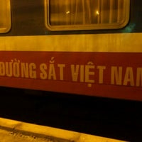 Photo taken at Hanoi Train Station by Phạm Ngọc H. on 12/22/2011