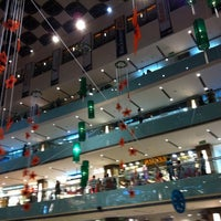 Photo taken at Ambience Mall by Sony J. on 8/13/2011