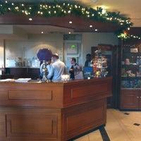 Photo taken at Van der Valk Hotel Haarlem by Victor N. on 12/17/2011