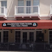 Photo taken at Celebration Town Tavern by Mike A. on 7/18/2012