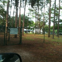 Photo taken at Daffin Park Dog Park by Steven A. B. on 7/20/2012