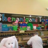 Photo taken at Shenanigan's Toys by Glen G. on 3/27/2011