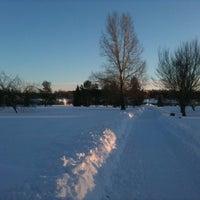Photo taken at Vasaramäenpuisto by Sami K. on 2/11/2011