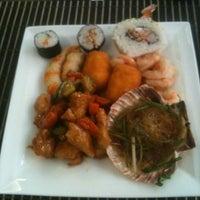 Photo taken at Wok Sushi Punto by Cesare C. on 8/30/2012