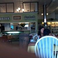 Photo taken at Cozy Tea by Meisha on 9/8/2012