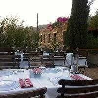 Photo taken at Adasofra by Aylin K. on 7/14/2012