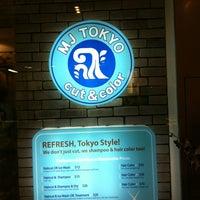 Photo taken at MJ TOKYO fast cut by Jas Jas 洁. on 6/16/2012