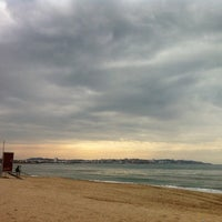 Photo taken at Salou by Xavier F. on 3/20/2012