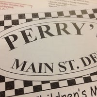 Photo taken at Perry's Main Street Deli by Alicia R. on 5/26/2012