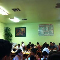 Photo taken at Lenchitas Restaurant by Paul M. on 6/24/2012