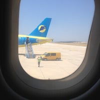Photo taken at Dubrovnik Airport (DBV) by Lav S. on 8/2/2012