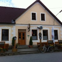 Photo taken at Gasthaus Pöhn by Bruno M. on 7/23/2011