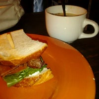 Photo taken at Shady Coffee and Tea by Julie O. on 12/27/2011