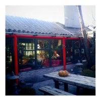 Photo taken at Peking Youth Hostel by Ben F. on 12/12/2011