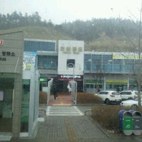 Photo taken at Insam-Land Service Area - Hanam-bound by Arnold L. on 1/1/2012