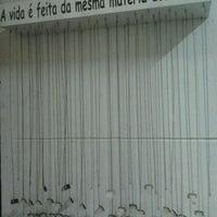 Photo taken at Teatro Escola Macunaíma by Márcio V. on 8/28/2011