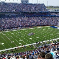 Photo taken at New Era Field by Bill Y. on 9/25/2011
