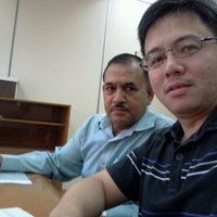 Photo taken at Al Hilal Electronic Printing Co. Ltd. by Eric I. on 1/12/2012