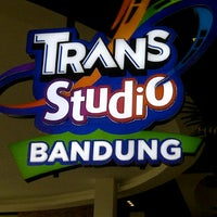 Photo taken at Trans Studio by Heri S. on 12/26/2011