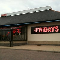 Photo taken at T.G.I. Friday's by Colin G. on 12/11/2011