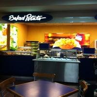 Photo taken at Baked Potato by Natalia A. on 11/17/2011