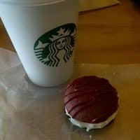 Photo taken at Starbucks by Amanda F. on 9/17/2011