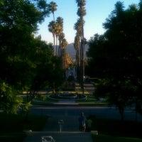 Photo taken at Brand Park by Rodrigo C. on 8/26/2011