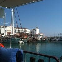 7/25/2012 tarihinde Burakziyaretçi tarafından Datça Yat Limanı'de çekilen fotoğraf