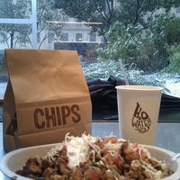 Photo taken at Chipotle Mexican Grill by David B. on 10/29/2011