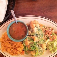 Photo taken at Los Cucos Mexican Cafe by Sue Miller P. on 4/24/2011