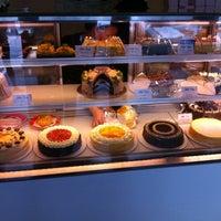 Photo taken at Nadeje Café by Cynthia A. on 9/2/2011