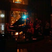 Photo taken at Jazzbah by luke d. on 12/20/2011