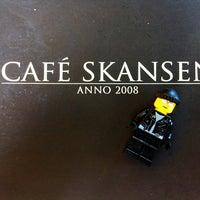 Photo taken at Café Skansen by Me2 on 8/10/2012
