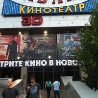 Photo taken at Кинотеатр «Гавана» by Mariya P. on 8/16/2011