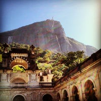 Photo taken at Parque Lage by Diego F. on 8/25/2012