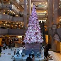 Photo taken at Landmark Plaza by yukio on 11/12/2011